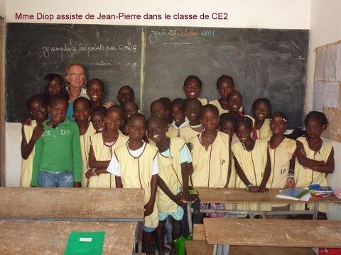 CE2 avec JP
